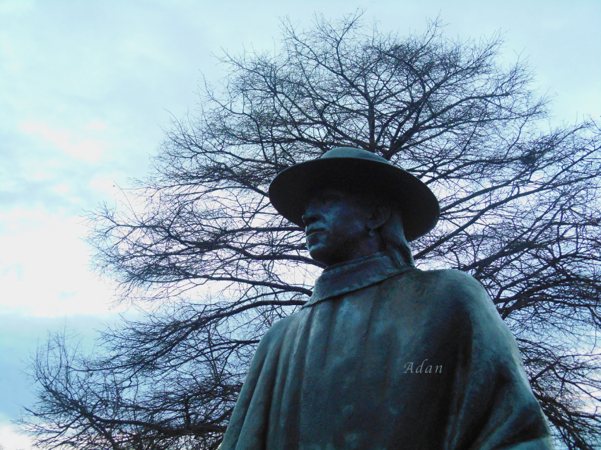 Stevie Ray Vaughn Statue on Austin Hike & Bike Trail ©Felipe Adan Lerma https://fineartamerica.com/featured/austin-hike-and-bike-trail-iconic-austin-statue-stevie-ray-vaughn-two-felipe-adan-lerma.html