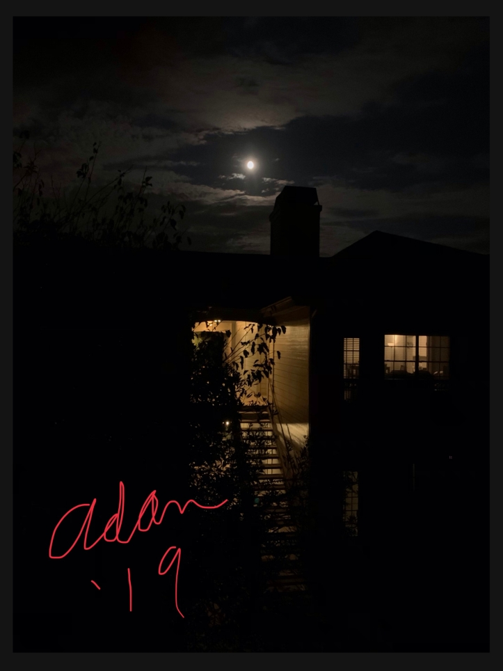 Waxing Moon 2019 ©Felipe Adan Lerma