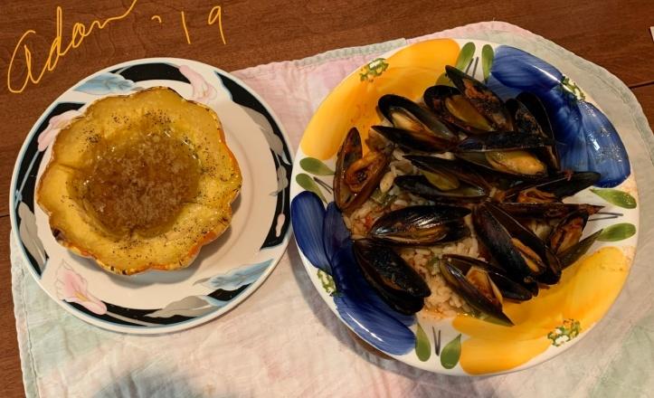 Lunch by Sheila Nov16'19 ©Felipe Adan Lerma