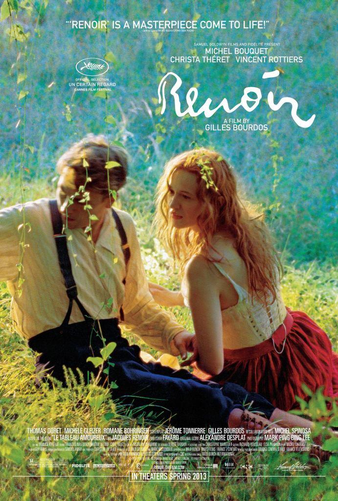 Renoir, the Movie 2012 https://amzn.to/2NeXnN8