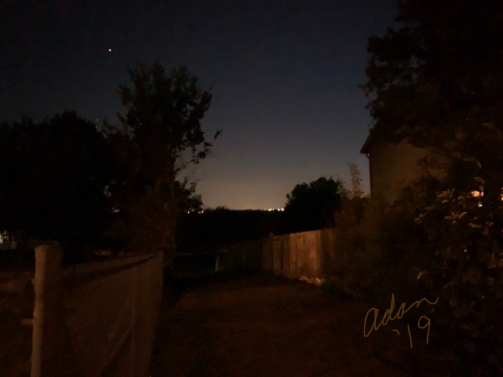 Last Twilight Nov 19'19 ©Felipe Adan Lerma