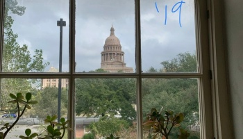 View of Texas State Capitol from Old Bakery Nov'19 ©Felipe Adan Lerma