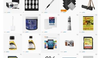 Adan's Art & Photography Amazon Product Page - https://www.amazon.com/shop/felipeadanlerma?listId=3F9O85Z8A94AV