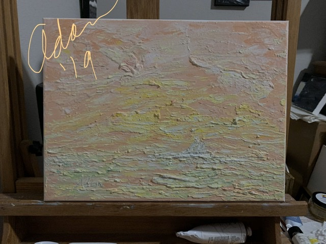 UnNamed Painting ©Felipe Adan Lerma