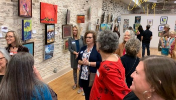 Art Reception Old Bakery & Emporium Dec 06, 2019