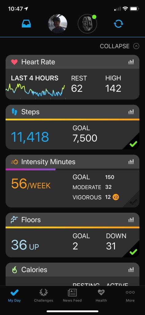 Adan's Garmin Tracker 12.06.19 10:47pm ©Felipe Adan Lerma