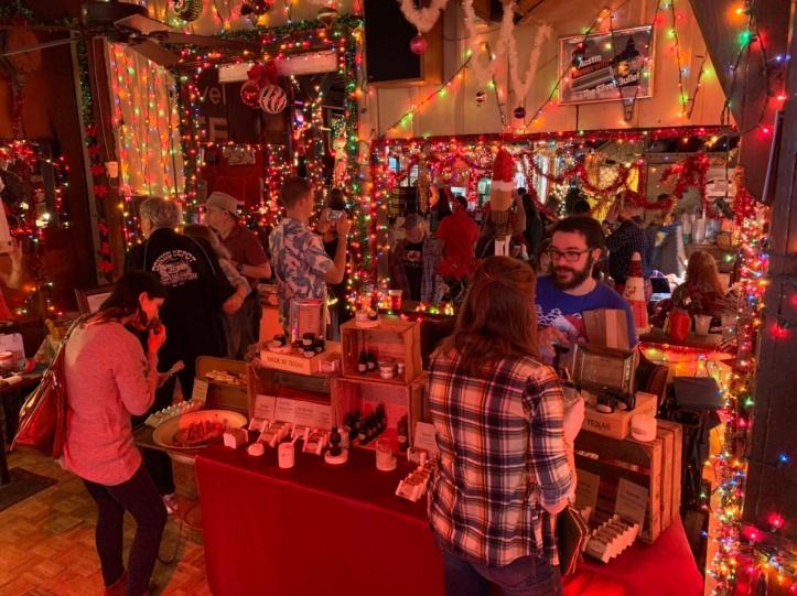 Donn's Depot 6th Annual Christmas Bazaar 2019 Austin Texas
