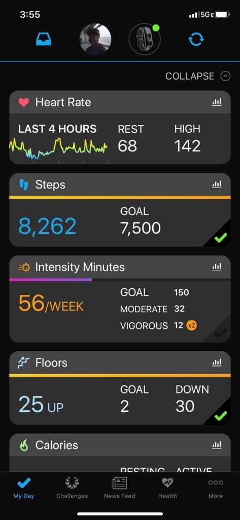 Adan's Garmin Tracker 12.06.19 3:57pm ©Felipe Adan Lerma