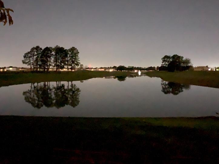 New Houston Neighborhood Lake Planned Project 2019