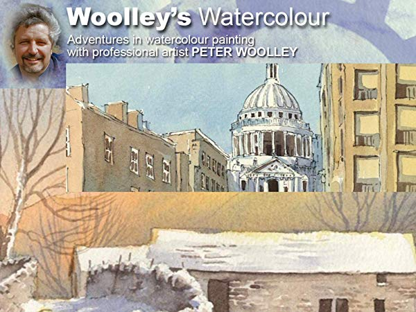 Peter Woolley's Watercolour Series on Amazon Prime https://amzn.to/2sovlVq