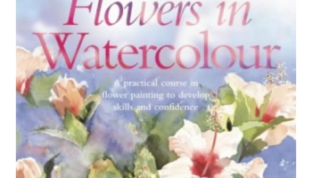 Watercolour Flower Painting Workshop (Collins Painting Workshop) with Hazel Soan https://amzn.to/3aGnbsJ