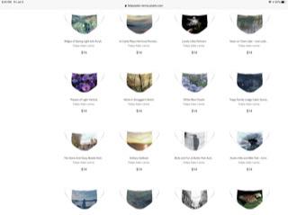 Sample Assorted Face Masks @Felipe Adan Lerma https://felipeadan-lerma.pixels.com/profiles/felipeadan-lerma/shop/face+masks