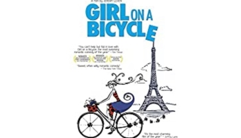 Girl on a Bicycle, Paris Movie https://amzn.to/2n2vQ4t