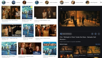Midnight in Paris - Google Search July 2020 https://www.google.com/search?q=midnight+in+paris&client=safari&hl=en-us&sxsrf=ALeKk00LOXQxZQ8NGbZb_QVEpdMhLt5jqw:1593981044161&tbm=isch&source=iu&ictx=1&fir=3YLv-UYSs-DGiM%252CwyC-oEyt6z_bEM%252C_&vet=1&usg=AI4_-kRkwpGzNCv7BtjgE_ITU0MVgl3oZQ&sa=X&ved=2ahUKEwi3t6mP-rbqAhUNSa0KHcOAAeIQ_h0wJHoECBUQEQ&biw=1366&bih=916#imgrc=evtJankfbeImbM