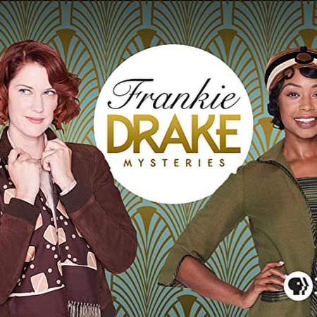 Frankie Drake Mysteries - PBS - Prime Video https://amzn.to/2ZFG23K