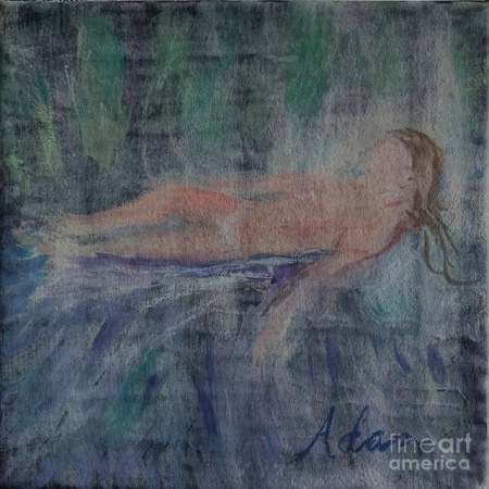 Awash in Dreams ©Felipe Adan Lerma - Painting on Transparent absorbent ground https://fineartamerica.com/featured/awash-in-dreams-felipe-adan-lerma.html