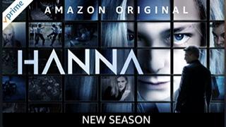 Hanna on Prime Video Amazon Season 2 https://amzn.to/2BwHR9W