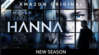 Hanna on Prime Video Amazon Season 2 https://amzn.to/2BwHR9W