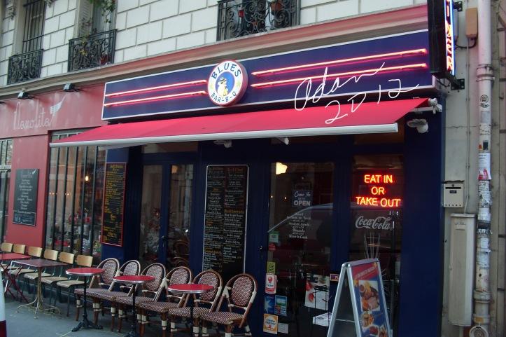 Blues Bar-B-Q Paris 2012 ©Felipe Adan Lerma