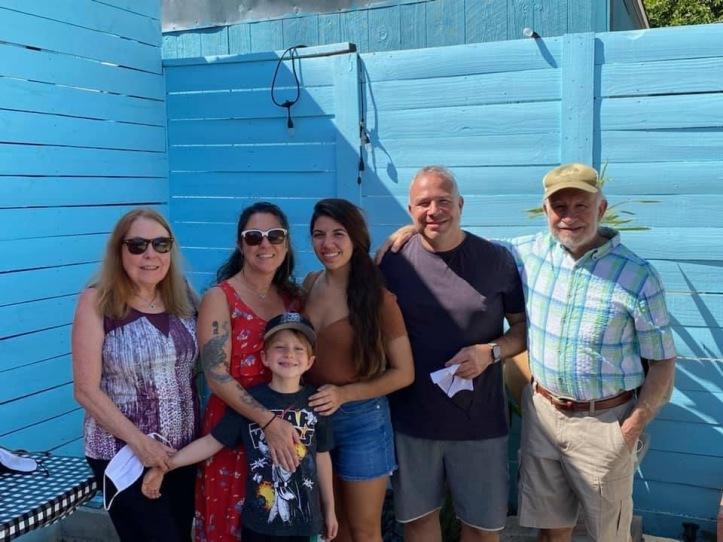 Adan & Tania's birthday lunch w/family 10.18.20