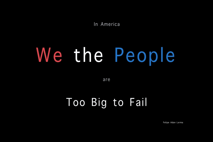 We the People poster WP @Felipe Adan Lerma https://fineartamerica.com/featured/we-the-people-felipe-adan-lerma.html