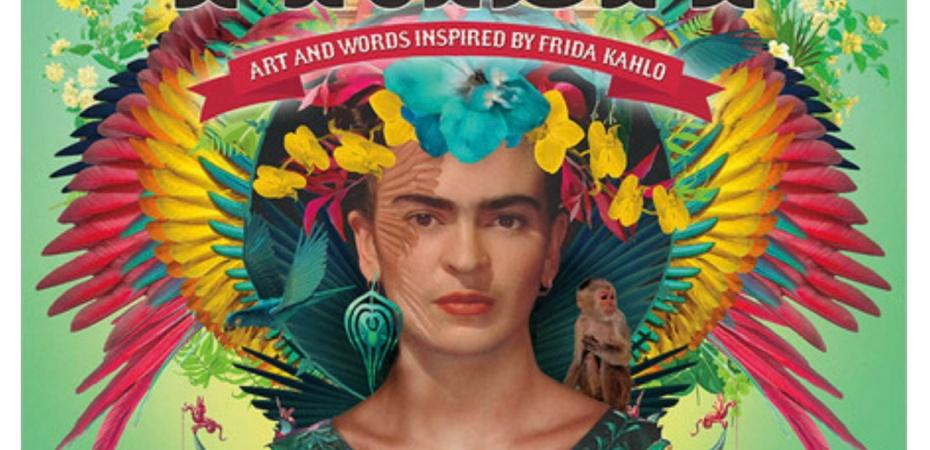 Frida Kahlo 2021 Calendar My Amazon Affiliate Link - https://amzn.to/3aVOba4