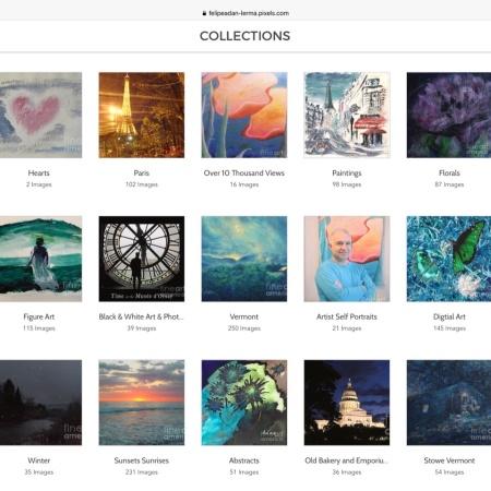 Adan's Paintings, Digital and Photo Image Collections 01.18.21 ©Felipe Adan Lerma Collections - https://felipeadan-lerma.pixels.com/galleries.html
