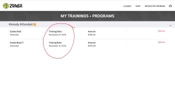 Adan's Zumba trainings 2010 https://www.zumba.com/en-US
