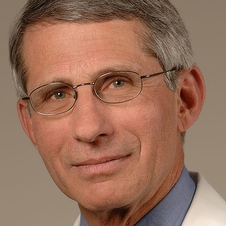 Dr Fauci https://en.wikipedia.org/wiki/Anthony_Fauci
