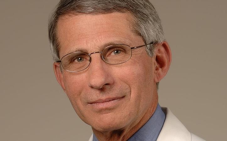 Dr Fauci https://en.wikipedia.org/wiki/Anthony_Fauci