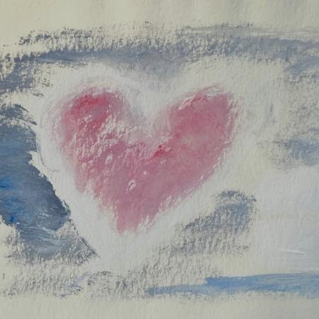 Hearts #8 ©Felipe Adan Lerma 6x9 acrylic on paper https://felipeadan-lerma.pixels.com/featured/acrylic-hearts-6x9-8-felipe-adan-lerma.html