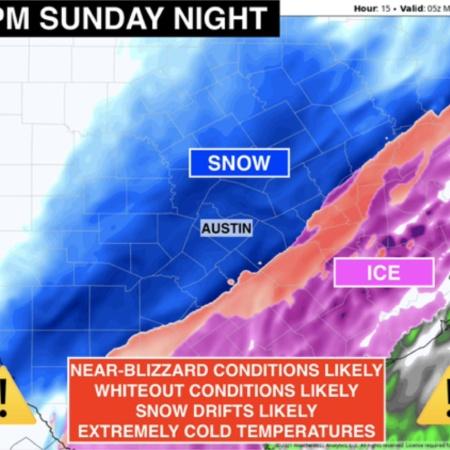 Weather Advisory Austin Tx 02.15.21 @averytomascowx https://twitter.com/averytomascowx/status/1360985388643409922?s=21