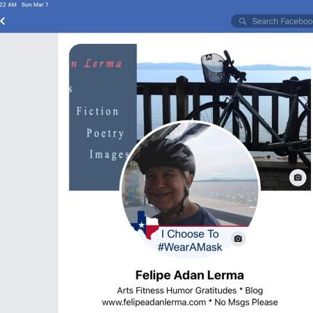 Adan's FB page 03.07.21 https://www.facebook.com/FelipeAdanLerma
