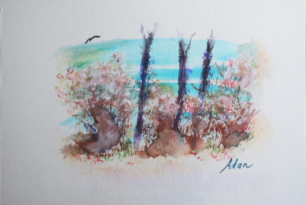 A Blush of Spring ©Felipe Adan Lerma https://felipeadan-lerma.pixels.com/featured/a-blush-of-spring-felipe-adan-lerma.html