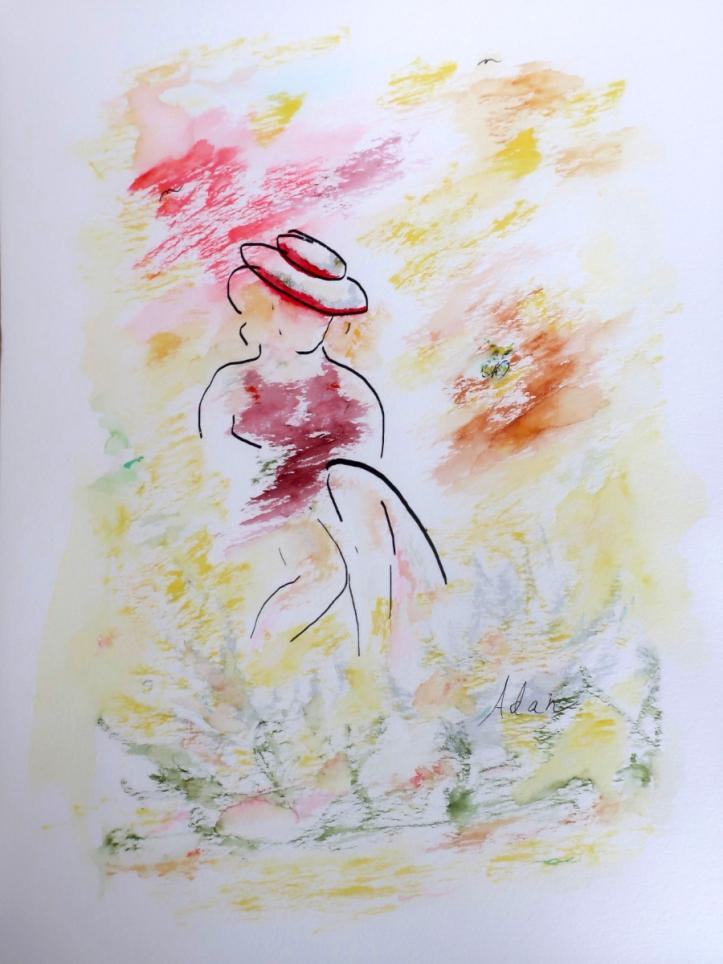 Spring is a Lady ©Felipe Adan Lerma https://felipeadan-lerma.pixels.com/featured/spring-is-a-lady-felipe-adan-lerma.html