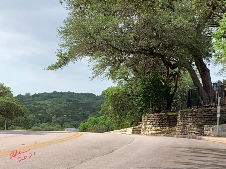 Area Near Spyglass Barton Creek Greenbelt entrance 04.27.21 ©Felipe Adan Lerma