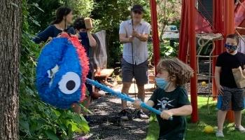 Max at Piñata Memorial Day Weekend 2021 ©Felipe Adan Lerma