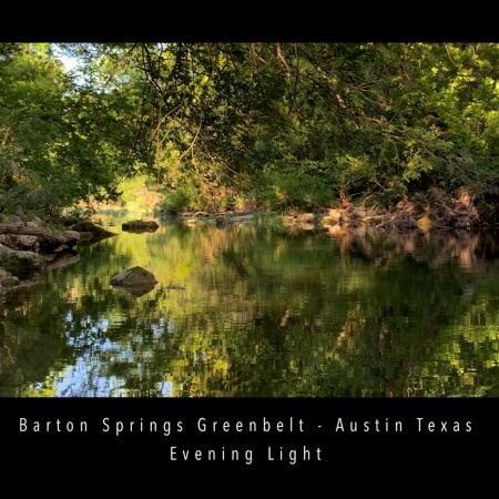 Barton Springs Greenbelt Evening Light Poster ©Felipe Adan Lerma https://felipeadan-lerma.pixels.com/featured/barton-springs-greenbelt-evening-light-poster-felipe-adan-lerma.html