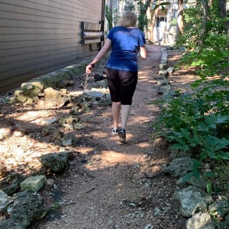 Sheila's morning walk 06.17.21 ©Felipe Adan Lerma