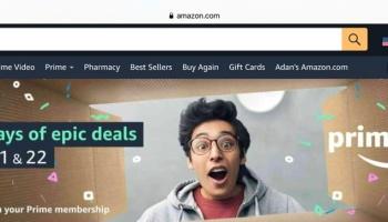 Amazon Prime Days June 21 & 22 https://amzn.to/3gNMj4z