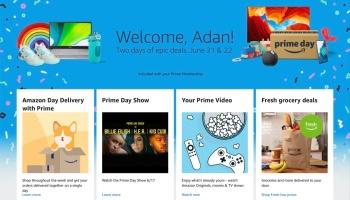My Amazon Prime Prime Days June 21 & 22, 2021