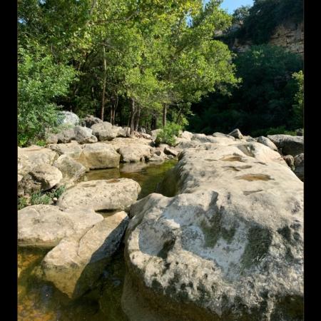 Barton Springs Greenbelt Austin Texas Rocks at the Flats Poster @Felipe Adan Lerma https://felipeadan-lerma.pixels.com/featured/barton-springs-greenbelt-austin-rocks-at-the-flats-poster-felipe-adan-lerma.html
