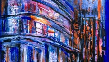 Street Level by Tiffany Arp Daleo https://tiffanyarpdaleo.com/2021/07/05/street-level/