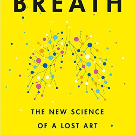 Breath, The New Science of a Lost Art by James Nestor https://amzn.to/3Ew3ySY