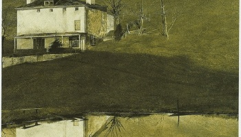 Andrew Wyeth's Brown Swiss Via Dianne Mize's Tips for Painting https://archive.aweber.com/awlist4319336/ND1Pw/h/A_Visual_Problem_solver_or.htm